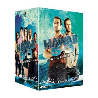 Hawaii 5-0Coffret Hawaii 5-0 Saisons 1 à 8 DVD