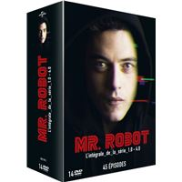 Coffret Mr. Robot L'intégrale DVD