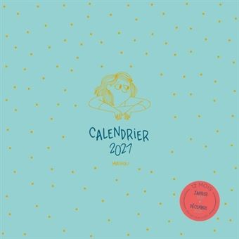 Calendrier mural Mathou 2021   broché   Mathou   Achat Livre | fnac