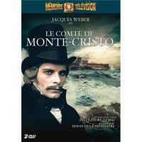 Le Comte de Monte-Cristo - 2 DVD