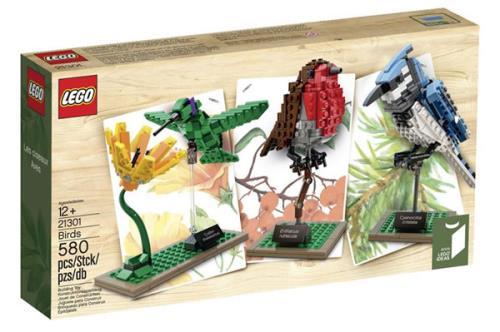 LEGO® Creator 21301 Oiseaux