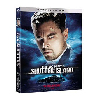 Shutter Island Blu-ray 4K Ultra HD