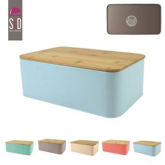 bo te pain m tal saveur et d gustation avec planche achat prix fnac. Black Bedroom Furniture Sets. Home Design Ideas