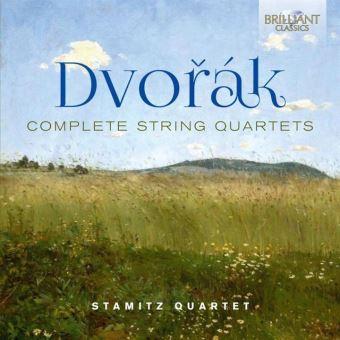COMPLETE STRING QUARTETS/10CD