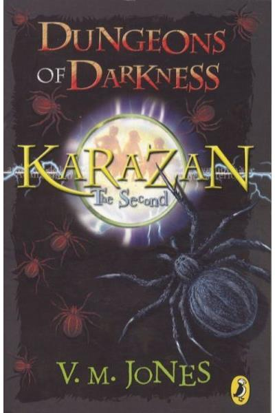 the karazan quartet: dungeons of darkness