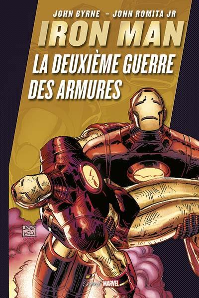 Iron Man - Tome 2 : Iron-man : la guerre des armures 2
