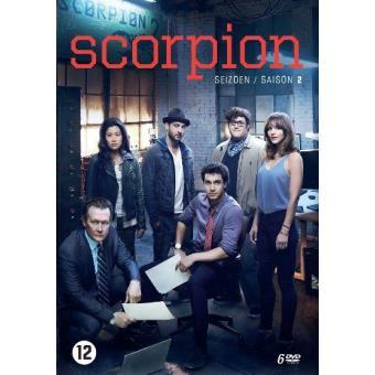 Scorpion - seizoen/saison 2