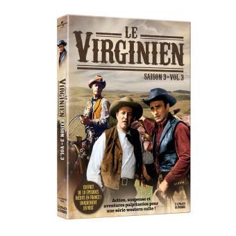 Le VirginienLe Virginien Saison 3 Volume 3 DVD