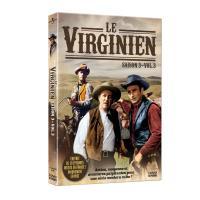 Le Virginien Saison 3 Volume 3 DVD