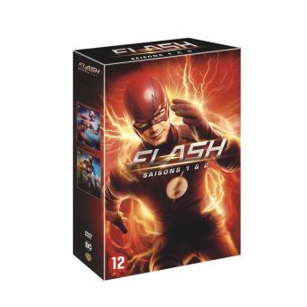 FlashThe Flash Saisons 1 et 2 DVD