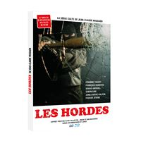 Les Hordes Coffret Prestige Ultra Collector Combo Blu-ray DVD