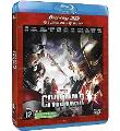 Captain America : Civil War Blu-ray 3D + 2D