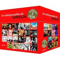Les indispensables de diapason Coffret 40 CD