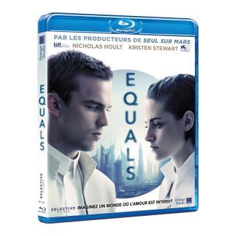 Equals Blu-ray