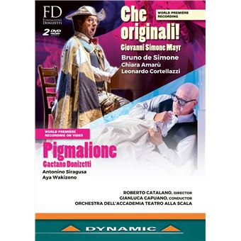CHE ORIGINALI/DVD