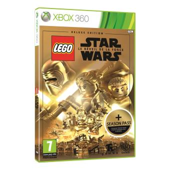 Lego Star Wars Le Réveil de la Force  Premium Edition Xbox 360