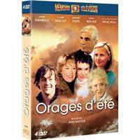 Orages d'été L'intégrale de la série Coffret DVD