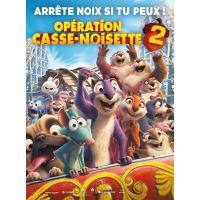 Opération Casse-noisette 1 et 2 Combo DVD Blu-ray