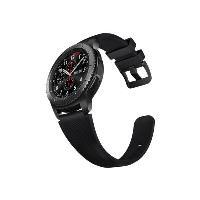Samsung Watch R7600 Gear S3 Frontier Black
