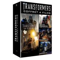 Transformers Coffret 4 films DVD