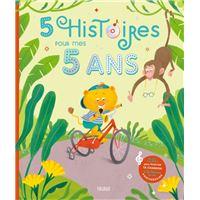 5 histoires pour mes 5 ans - NE