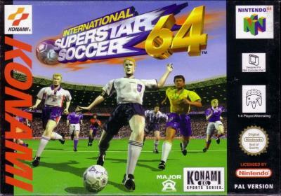 "Résultat de recherche d'images pour ""International Superstar Soccer 64"""