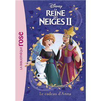 Frozen, La reine des neigeLa Reine des Neiges 2 05 - Le cadeau d'Anna
