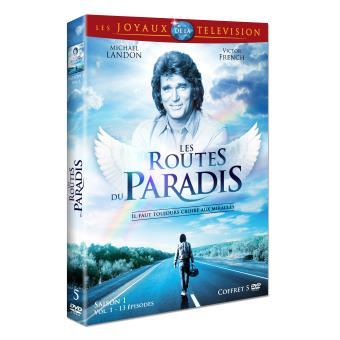 Les Routes du paradisLes Routes du paradis Saison 1 Volume 1 Coffret DVD