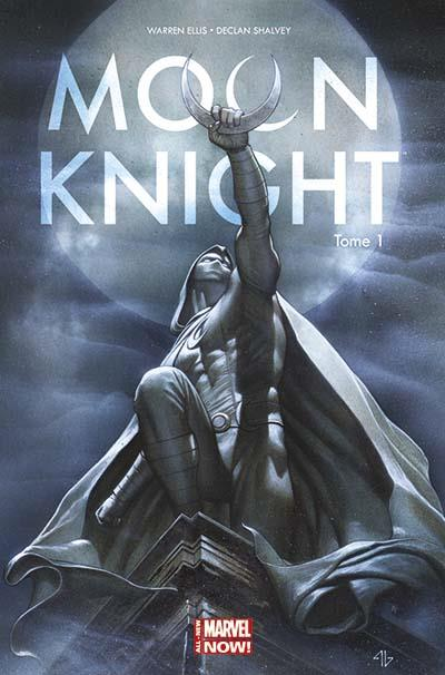 Moon knight all new marvel now