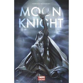 Moon knightMoon knight all new marvel now