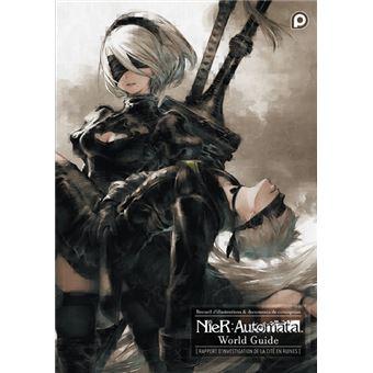 NieR : Automata World Guide