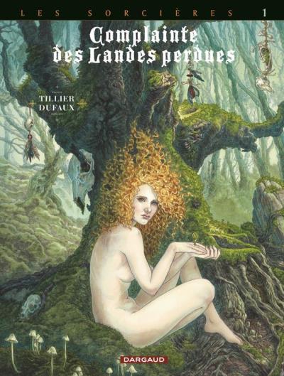 Complainte des landes perdues - Cycle 3 - Tome 1 - Tête noire - 9782505051794 - 9,99 €