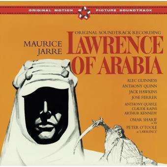 Lawrence of Arabia - Inclus livret