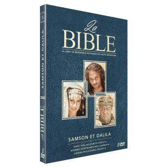 La BibleBIBLE SAMSON ET DALILA-FR