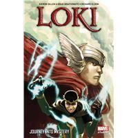 Journey into mystery: loki