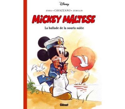 Mickey - La Ballade de la souris salée : Mickey Maltese