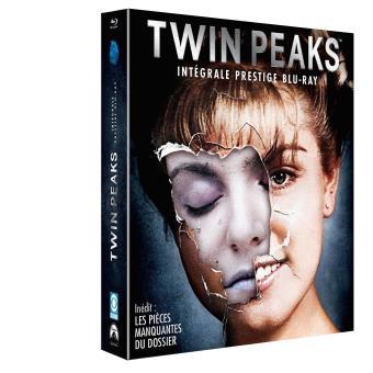 Twin PeaksCoffret Twin Peaks Edition Prestige Blu-Ray