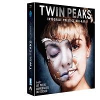Coffret Twin Peaks Edition Prestige Blu-Ray