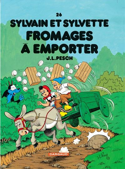 Sylvain et Sylvette - Fromages à emporter