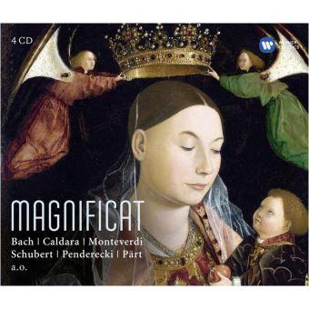 MAGNIFICAT/4CD