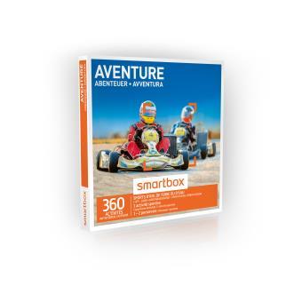 Coffret cadeau Smartbox Aventure