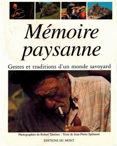 Mémoire paysanne