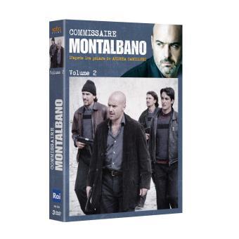 Commissaire MontalbanoCommissaire Montalbano Volume 2 Coffret DVD