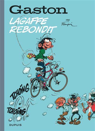 Gaston (Edition 2018) - Lagaffe rebondit (Opé été 2020)