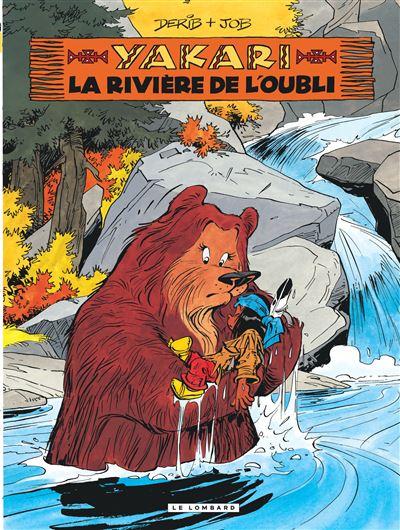 Yakari - La Rivière de l'oubli (version 2013)