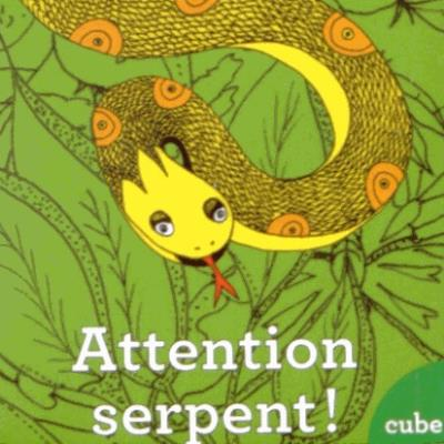 Cube T03 Attention serpent !
