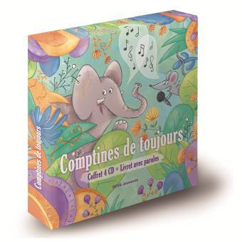 20 Sur Comptines De Toujours Coffret Enfant Cd Album Achat