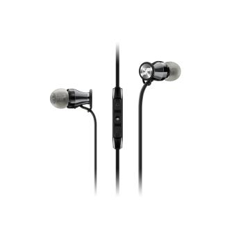 SENNHEIS MOMENTUM IN-EAR I BLACK CHROME