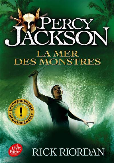 Image result for percy jackson la mer des monstres livre