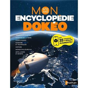 Mon encyclopédie Dokéo 9/12 ans